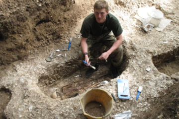 Battlefield Archaeology with Breaking Ground Heritage