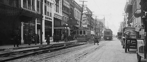 Toronto in the 1910s
