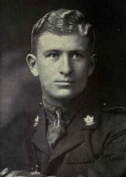 19 August 1917 : Acting Major Okill Massey Learmonth