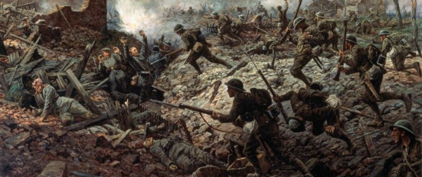 The 21st Division on the Somme: a talk by Derek Clayton