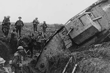 All Arms Warfare - a West Yorkshire Brigade at Cambrai