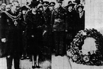 """When Did Armistice Day Become Remembrance Sunday?"" by J P Lethbridge"