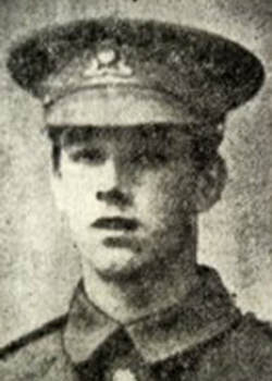 30 December 1915: Pte Stephen Sowden
