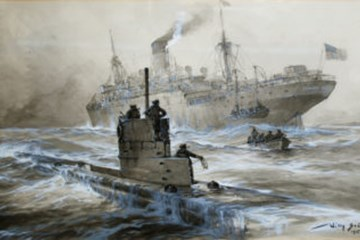 The U Boat Campaign and Experiences 1914-18: Graham Kemp