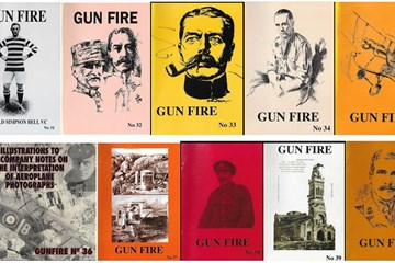 Gun Fire: the re-publication of a renowned WFA journal