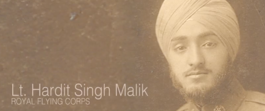 CANCELLED  'Hardit Singh Malik - the Flying Sikh' with Stephen Baker