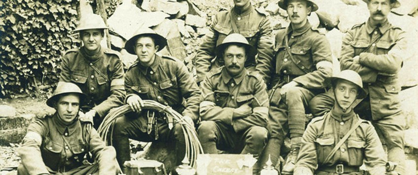 Nobody of any importance; a foot soldiers memoir of WW1 - Phil Sutcliffe