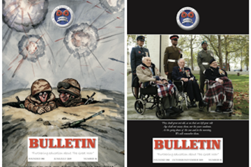Coming Soon: The Bulletin Archive