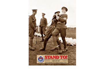The latest edition of the journal of The Western Front Association Stand To! 117 is out now.